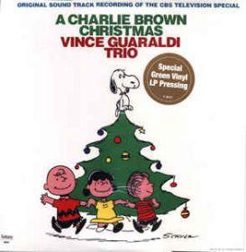 Vince Guaraldi - A Charlie Brown Christmas - 1965 Essential Xmas Jazz - Green Vinyl - Sealed LP