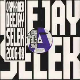 "AFX – Orphaned Deejay Selek 2006-08 - Electro Techno IDM Exp - 8 Trk 12"" EP"