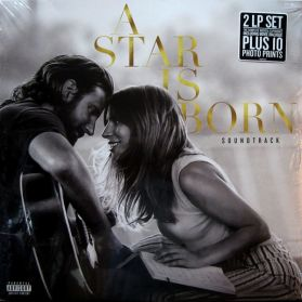 A Star Is Born - Soundtrack -  2018 Lady Gaga, Bradley Cooper - Sealed  2LP + Photos