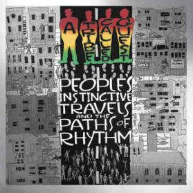 A Tribe Called Quest - People's Instinctive Travels And The Paths - 25th Ann - 1990 Hip Hop 180 Grm  2LP