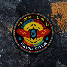 A Tribe Called Red – We Are The Halluci Nation -  2016 First Nations Hip Hop EDM Electronic 2LP