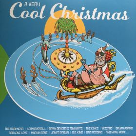 A Very Cool Christmas - 2019 Xmas Compilation - Numbered - Green and Red Vinyl  - Sealed 180 Grm 2LP + Insert