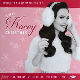 Kacey Musgraves – A Very Kacey Christmas - 2016 Country - Green Translucent Vinyl- Sealed  LP