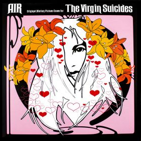 AIR - The Virgin Suicides - OST -  2000  Radiohead - Darkel - Coppola - Sealed 180 Grm LP