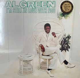 Al Green - I'm Still In Love With You - 1975 Epic Poetic Deep Soul - Sealed  LP