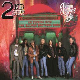 Allman Brothers Band - 2nd Set - 1995 Classic Blues Rock 180 Grm 2LP