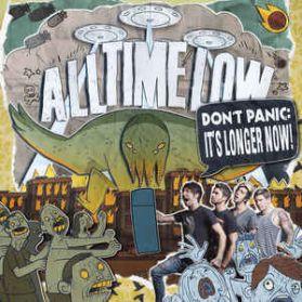 All Time Low – Don't Panic: It's Longer Now! - 2012 Pop Punk 2LP