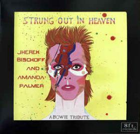 Jherek Bischoff And Amanda Palmer – Strung Out In Heaven: A Bowie String Quartet Tribute - 2016 RSD Classical Rock  LP