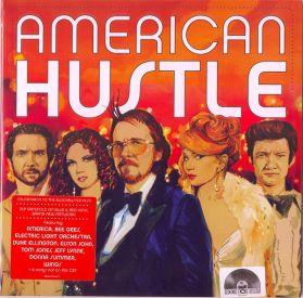 American Hustle - OST - 2014   RSD Black Friday Soundtrack - Blue Red Vinyl - Sealed 2LP