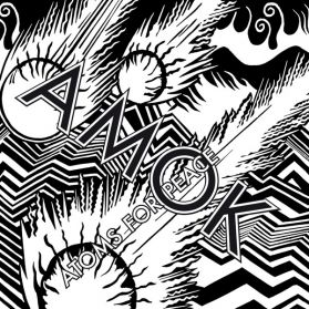 Atoms For Peace - Amok - Thom Yorke - 2013 Electronic Rock 2LP