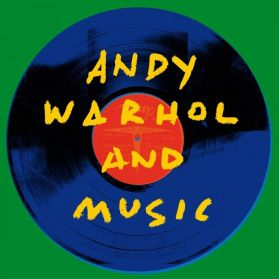 Andy Warhol And Music - 2019 Psych and Glam Rock -  Soul  - Classical - Compilation 2LP
