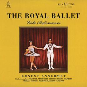 Ernest Ansermet – The Royal Ballet Gala Performances - 1959 Classical Analogue Audiophile - Sealed 200 Grm 2LP