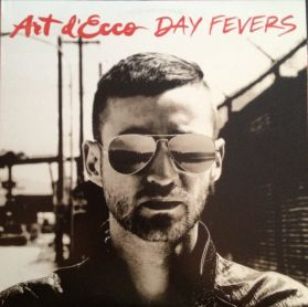 Art d'Ecco – Day Fevers - 2016 The Actors Jason Corbett - Local Vancouver Glam Rock New Wave Synthwave LP