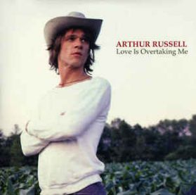 Arthur Russell - Love Is Overtaking Me -1973 - 1990 Exp Folk  Synth Electro - Sealed  180 Grm 2LP