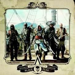 Assassin's Creed Black Flag IV - 2014 RSD Brian Tyler Video Game Soundtrack Special Edt Sealed 2LP