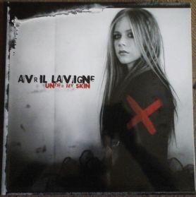 Avril Lavigne – Under My Skin - 2004 Alt Rock Pop Punk - Audiophile  Sealed 180 Grm LP + Insert