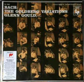 Bach - The Goldberg Variations - Glenn Gould  1955 Classical Audiophile  - Sealed 180 Gram LP