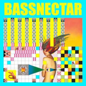 Bassnectar - Noise Vs Beauty - 2014 Breaks Glitch Dubstep  - Black Vinyl - Sealed  2LP