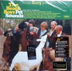 Beach Boys - Pet Sounds - 1966 Analogue Prod. Audiophile Rock Stereo - Sealed  200 Grm LP