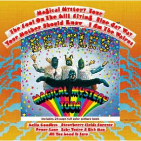 Beatles - Magical Mystery Tour -  1967 Psych Rock Soundtrack - Stereo 180 Grm LP