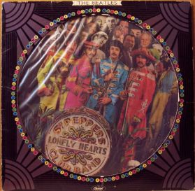 Beatles - Sgt. Peppers Lonely Hearts Club Band - 1967 Ltd Ed Vinyl - Sealed Pic Disc LP