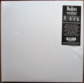 The Beatles - White Album - 1968  Psych Rock - Stereo - Anniversary Edition  180 Grm 2LP Lyric Insert + Photos