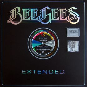 """Bee Gees - Extended - Saturday Night Fever - 1977 RSD Ltd Edition Disco - Sealed 4 Trk 12"""" EP"""