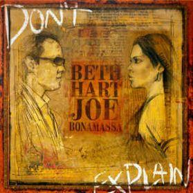 Beth Hart & Joe Bonamassa – Don't Explain - 2011 Blues Rock and Soul - Sealed LP