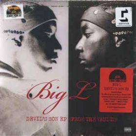 Big L – Devil's Son EP (From The Vaults) - 1993 RSD Showbiz Underground Hip Hop - Sealed  6 Trk 12 EP - 3000 copies