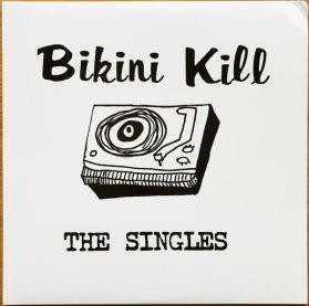 Bikini Kill – The Singles - 1998 Punk Rock LP