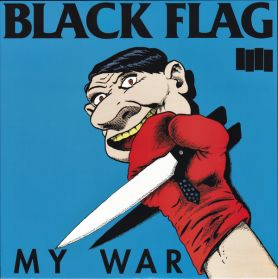Black Flag - My War -1984 Hardcore Punk  - Sealed LP
