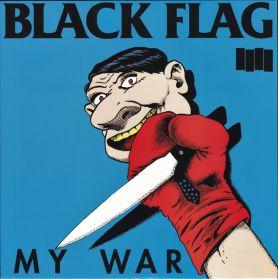 Black Flag - My War -1984 Hardcore Punk  - Sealed LP
