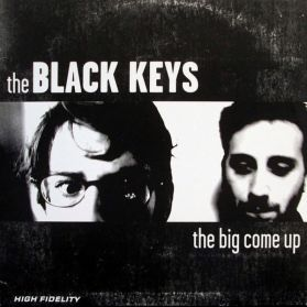 The Black Keys - The Big Come Up - 2002 Blues Rock -Analog Mastering - Purple Swirl vinyl -  Sealed  LP