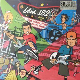 Blink 182 - The Mark Tom and Travis Show (Enema Strikes) - 2000 Emo Pop Punk - Kevin Gray Audiophile  Virgin Vinyl 180 Grm 2LP