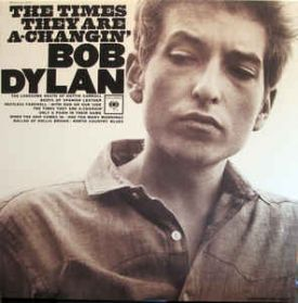 Bob Dylan - The Times They Are A-Changin - Folk Rock - Mono - Sealed 180 Grm LP