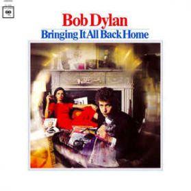 Bob Dylan - Bringing It All Back Home - 1965 Folk Rock -  Legacy Mono  - Sealed 180 Grm LP