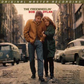 Bob Dylan - Freewheelin - 1963 Folk Rock Mobile Fidelity Audiophile Stereo- Sealed  180 Grm 2LP