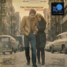 Bob Dylan - Freewheelin -  1963 Great Early Dylan - Folk Rock - Stereo - Sealed  180 Grm  LP