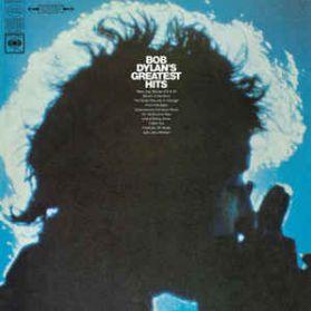Bob Dylan - Greatest Hits - 1967 Folk Rock Mono 180 Grm LP + Poster
