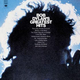 Bob Dylan - Greatest Hits - 1967 Folk Rock Stereo - Sealed 180 Grm LP + Poster