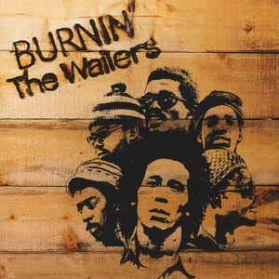 Bob Marley and The Wailers - Burnin' - 1973 Reggae - Sealed 180 Grm LP