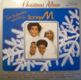 Boney M. – Christmas With Boney M. - 1981 Reggae Pop Disco - Sealed LP