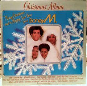 Boney M - Christmas Album - 1981 Canada Issue -  Reggae Pop  Disco - LP