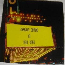 Lord Rhaburn Combo – Rhaburn Combo In New York - Calypso Funk Latin Boogaloo - Virgin Vinyl - Textured Cover LP