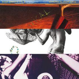 Brazil Classics 1, 2, 3 - David Byrne 30th Ann. Compilation - 1989-91 RSD Brasil Samba Bossa Nova Forro Tropicalia - Green, Yellow & Blue Vinyl  - Sealed 3LP Boxset
