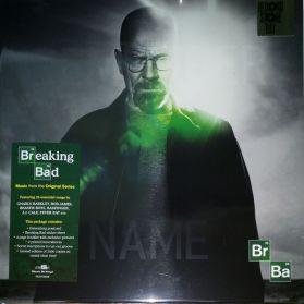 Breaking Bad (TV Soundtrack) - 2019 RSD Clear Vinyl - Sealed 180 Grm 2LP