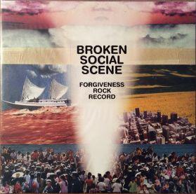 Broken Social Scene - Forgiveness Rock Record - Canadian Indie Rock - 180 Grm 2LP