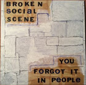 Broken Social Scene - You Forgot It In People - 2003 Essential Canada Indie Rock 180 Grm 2LP