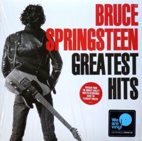 Bruce Springsteen – Greatest Hits - 1975-1995 Classic Rock - Black Vinyl - Sealed  180 Grm 2LP