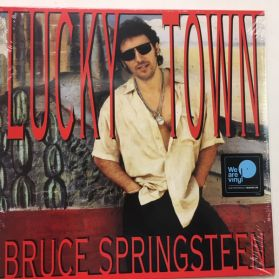 Bruce Springsteen – Lucky Town - 1992 Rock - Sealed  LP